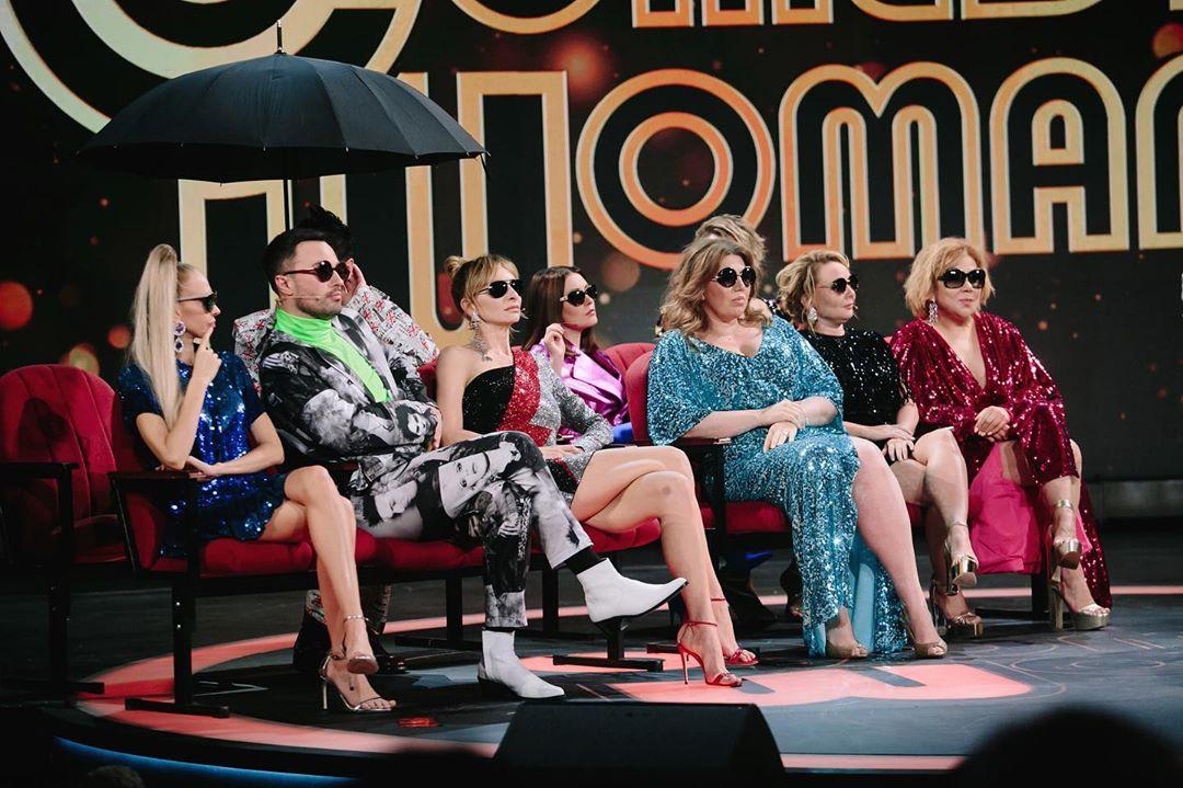 Шоу «Comedy Woman» 2020