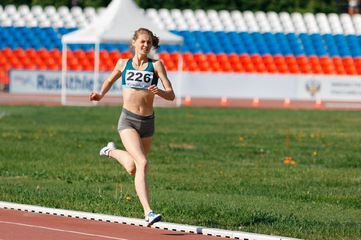 Всероссийские соревнования легкоатлетов 2019