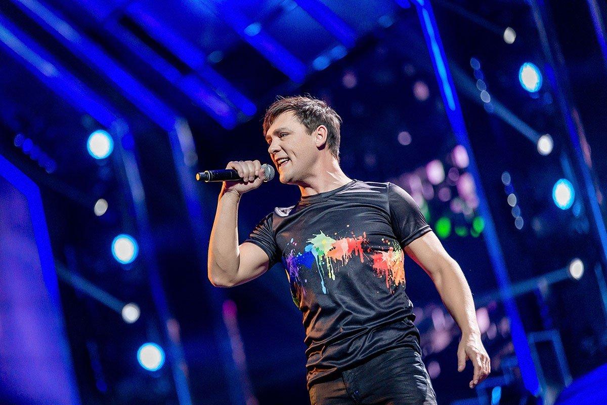 Концерт Юрия Шатунова 2019