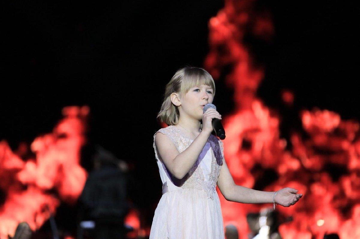 Концерт звезд шоу «Голос. Дети» 2018