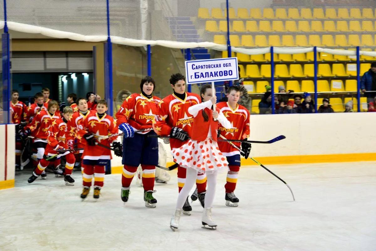 Хоккейный турнир «Золотая шайба» 2017
