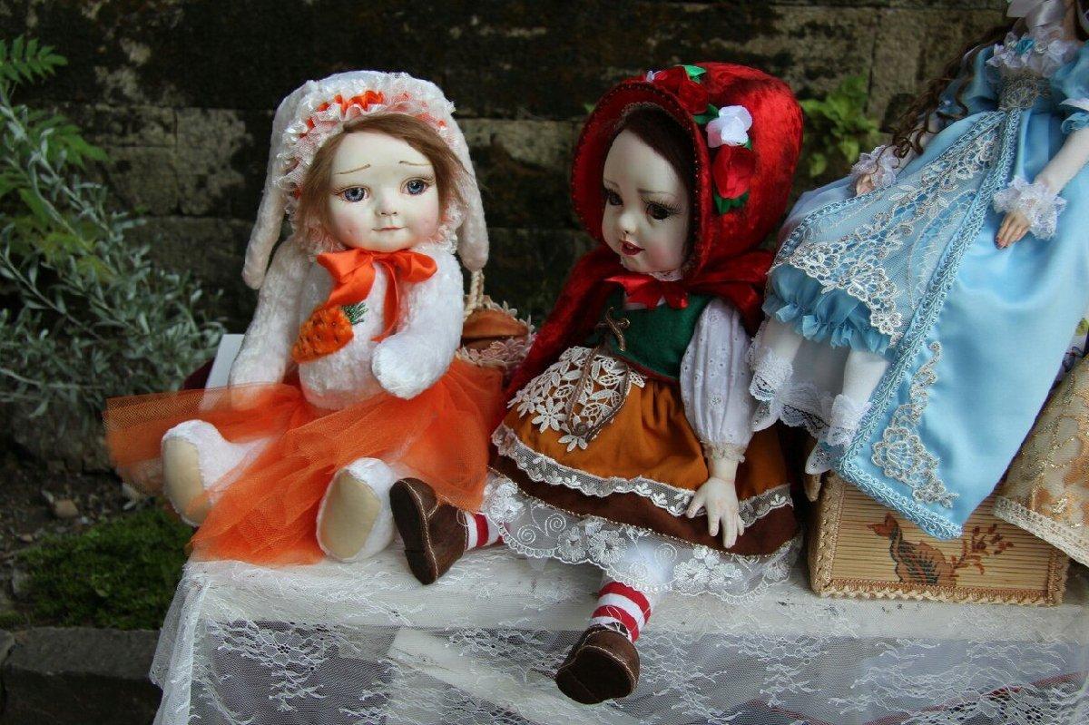 Фестиваль авторских кукол имишек Тедди «kultKUKOLfest 2017»