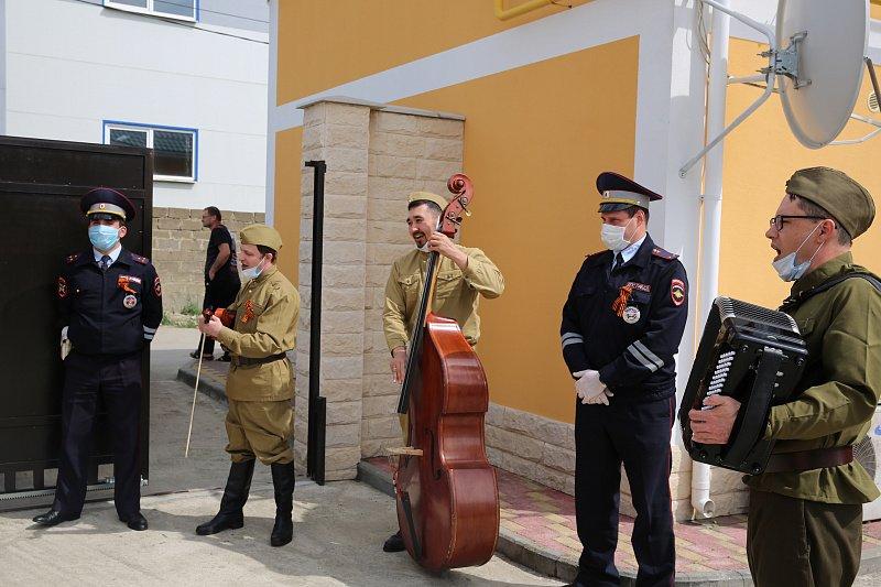 75-летие Победы вВеликой Отечественной войне вСочи