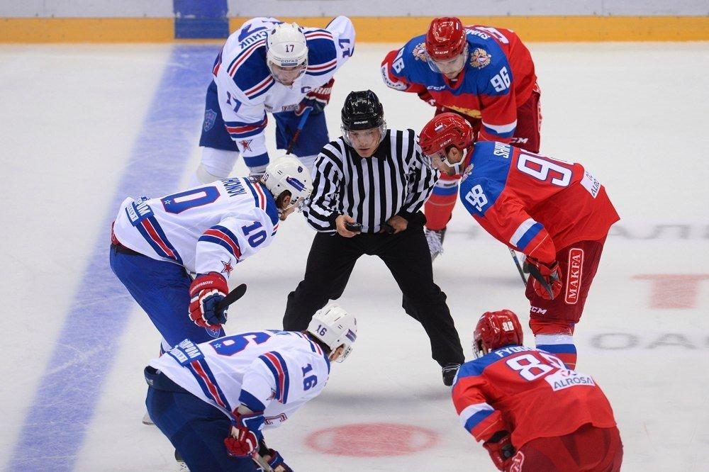 Sochi Hockey Open 2017