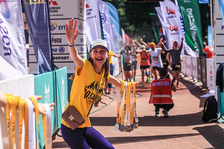 Фестиваль бега «Rosa Run» 2021