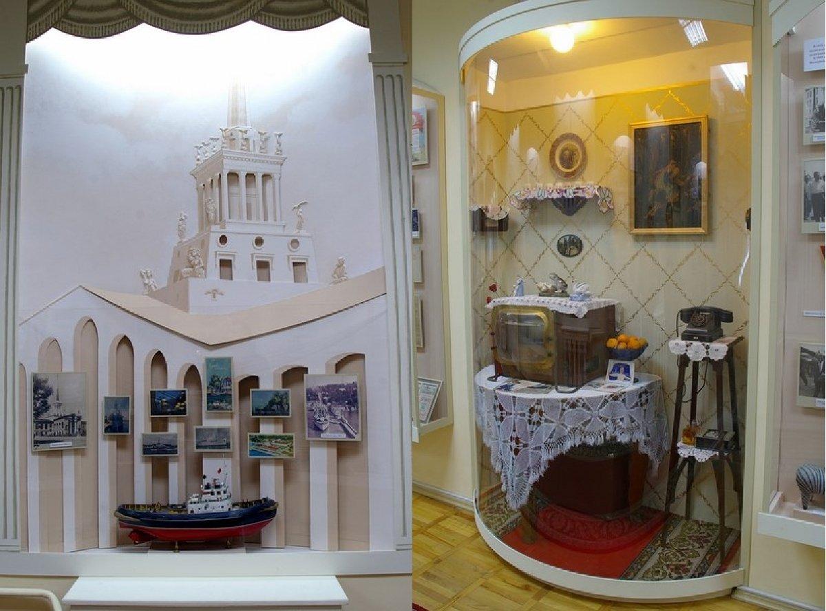 Выставка «Сочи впериод 1946–1990 годов»