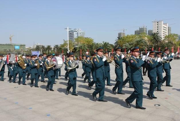 Образцово-показательный оркестр войск национальной гвардии РФ2021
