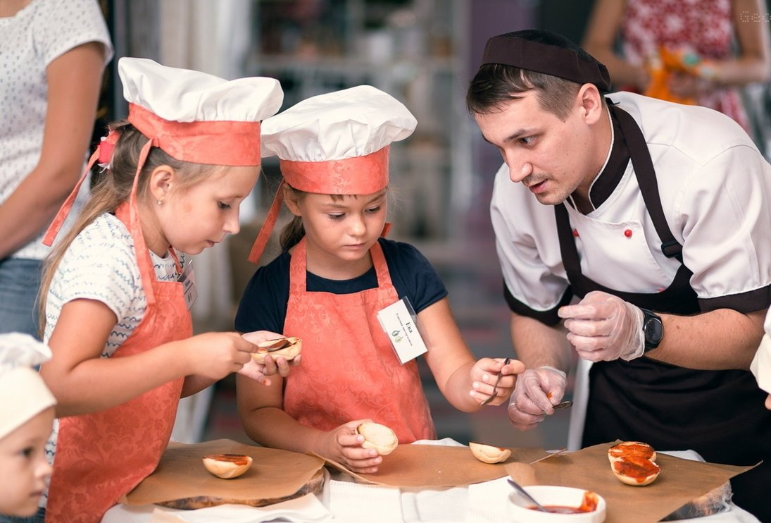 Кулинарные мастер-классы для детей в«Мой кофе» 2019