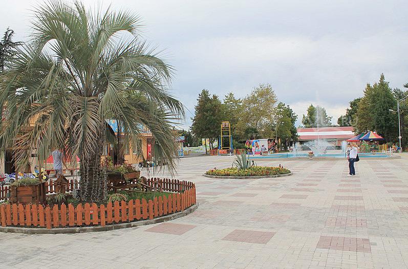 Адлерский парк культуры иотдыха
