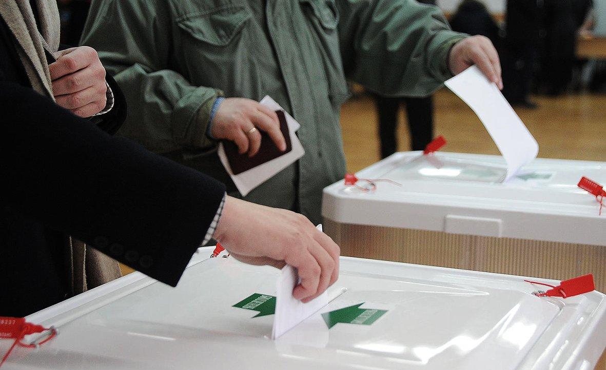 День выборов вАдлерском районе 2018