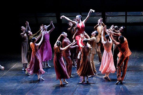 Академия танца иТеатр балета Бориса Эйфмана 2018