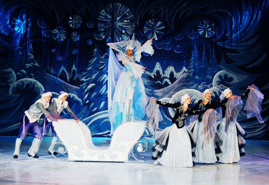 Спектакль «Снежная королева» 2020