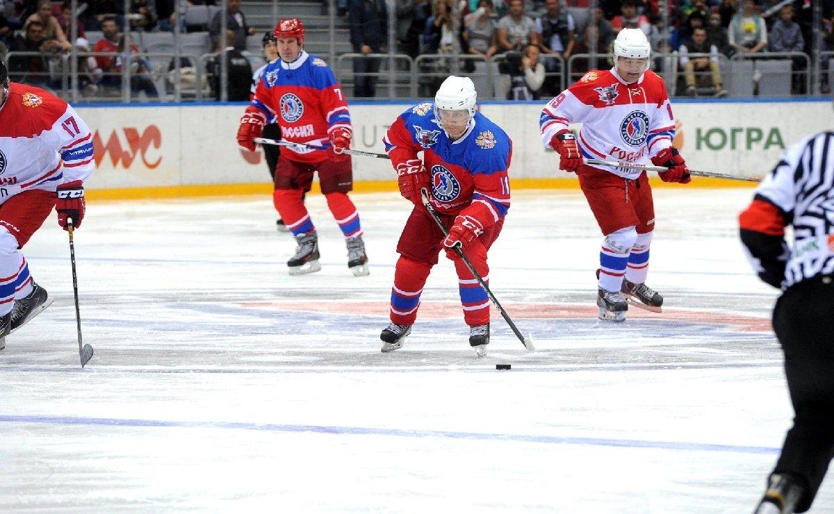 Хоккейный турнир «Кубок Галактики» 2019