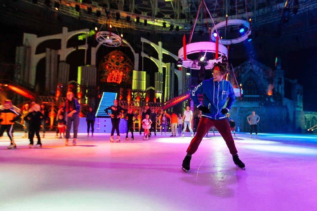 Массовое катание «Танцы сольдом» 2017