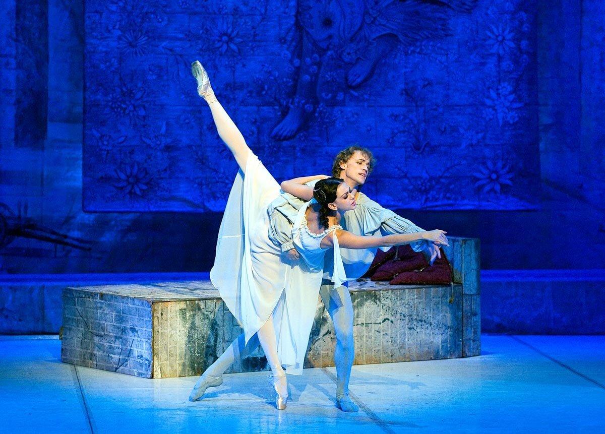 Балет «Ромео иДжульетта» 2018