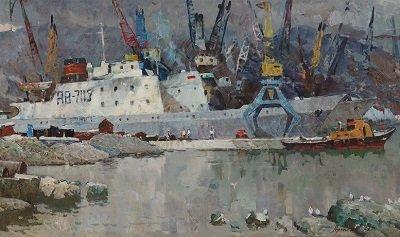 Выставка «Русский пейзаж. Художники России 1940–2010 годов»