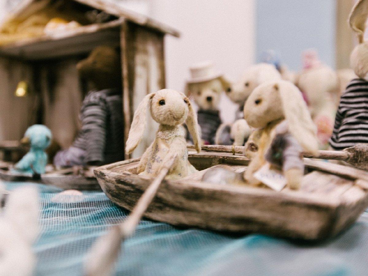 Фестиваль кукол иавторской игрушки «kultKUKOLfest» 2020