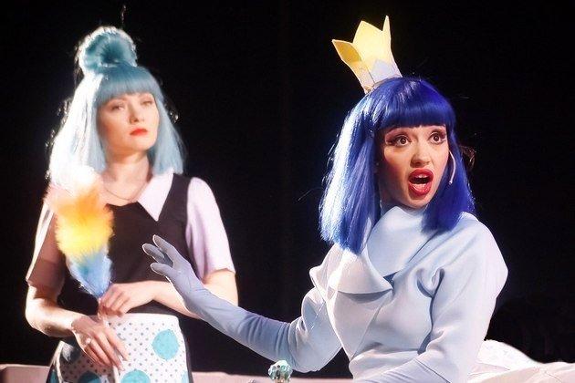 Спектакль «Принцесса нагорошине» 2019