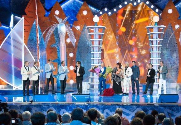 Международный фестиваль юмора исатиры «Юморина-2017»