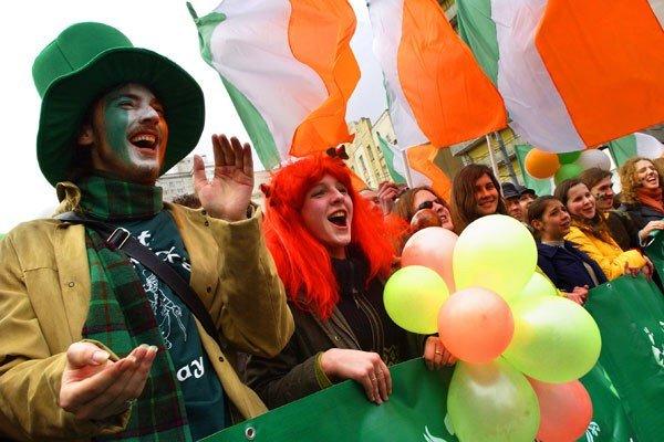 Тематический праздник «Дни Ирландии» 2017