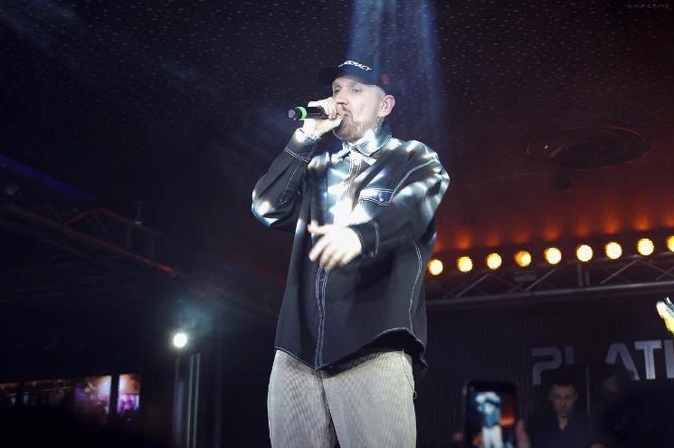 Концерт певца «Звонкий» 2019