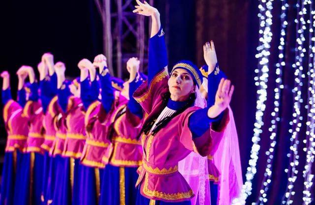 Всероссийский хореографический конкурс «Arena Dance» 2017
