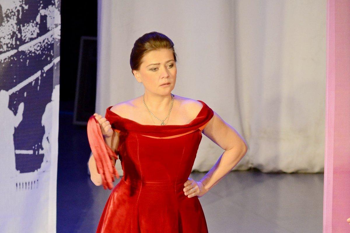 Спектакль «Италиано аморе ималенькие недоразумения» 2019