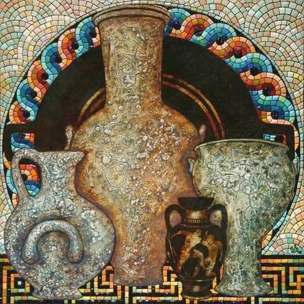 Выставка «Античный цикл»