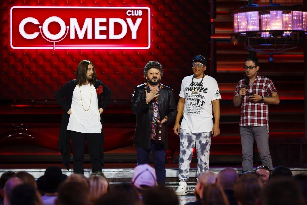 Comedy Club вСочи 2017
