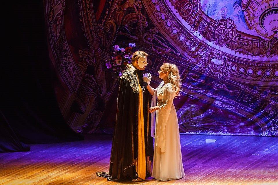 Спектакль «Призрак оперы» 2019