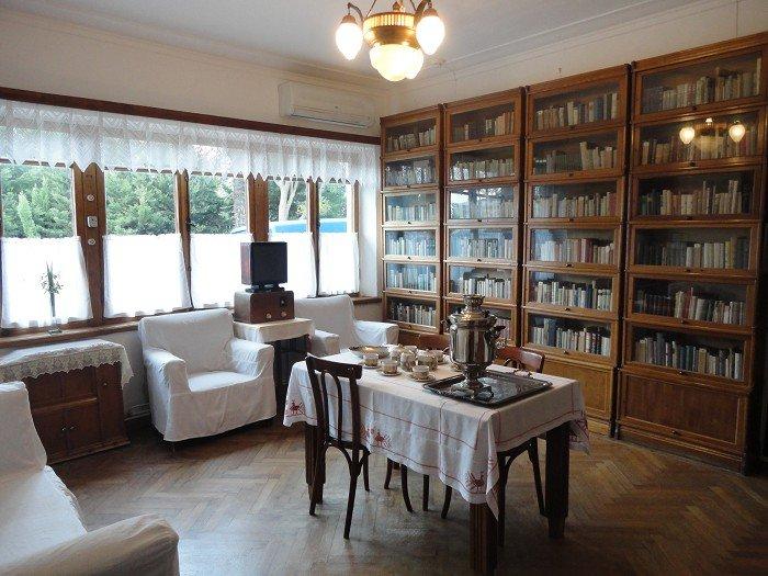 80-тилетие Сочинского музея Николая Островского 2017