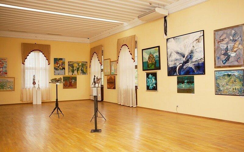 «Ночь искусств» вСочинском художественном музее 2017