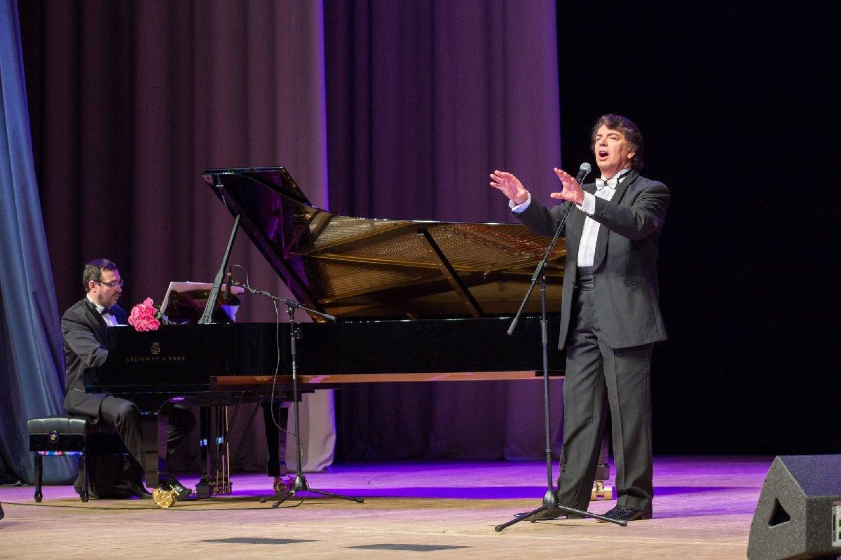 Концерт Сергея Захарова «Пою олюбви» 2017