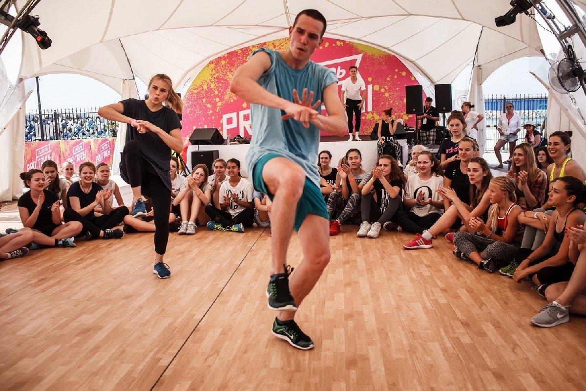 Ежегодный танцевальный «Лагерь PROТАНЦЫ» 2017