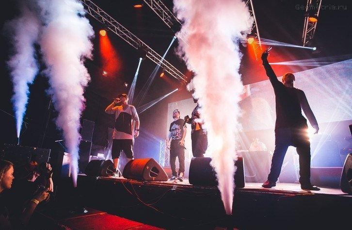 Концерт группы Каста 2017