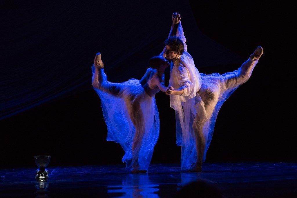 Вечер балета фестиваля искусств Юрия Башмета 2019