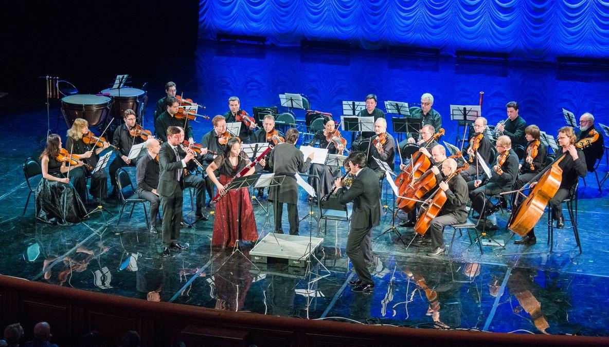 Музыкально-поэтический вечер фестиваля искусств Юрия Башмета 2018