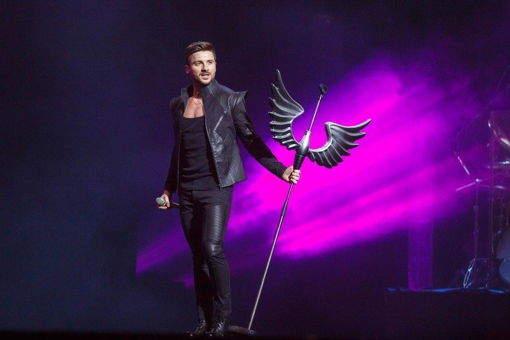 Концерт Сергея Лазарева 2019