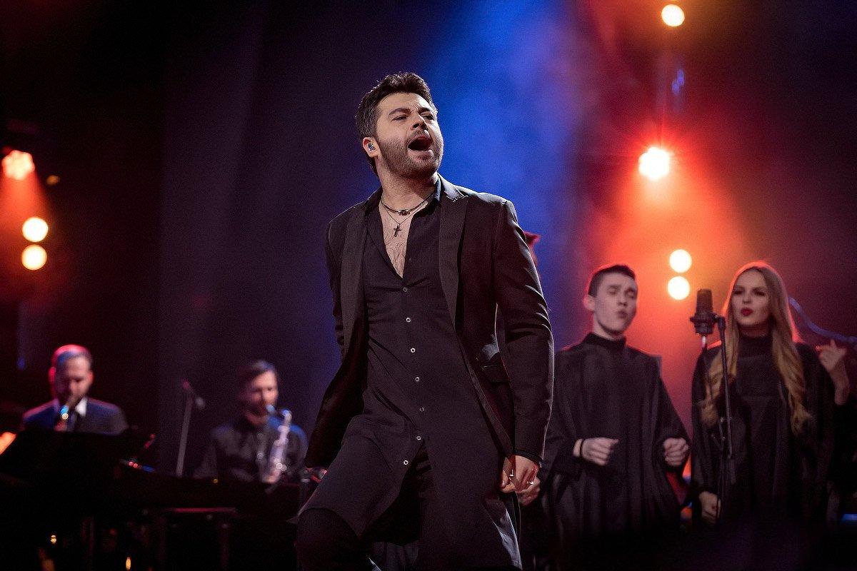 Концерт Алексея Чумакова 2018