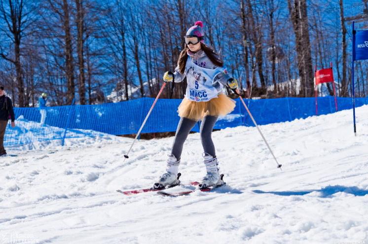 Любительские соревнования погорным лыжам исноуборду 2019