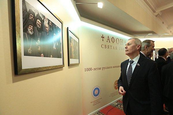 Выставка «Афон. Святая гора»