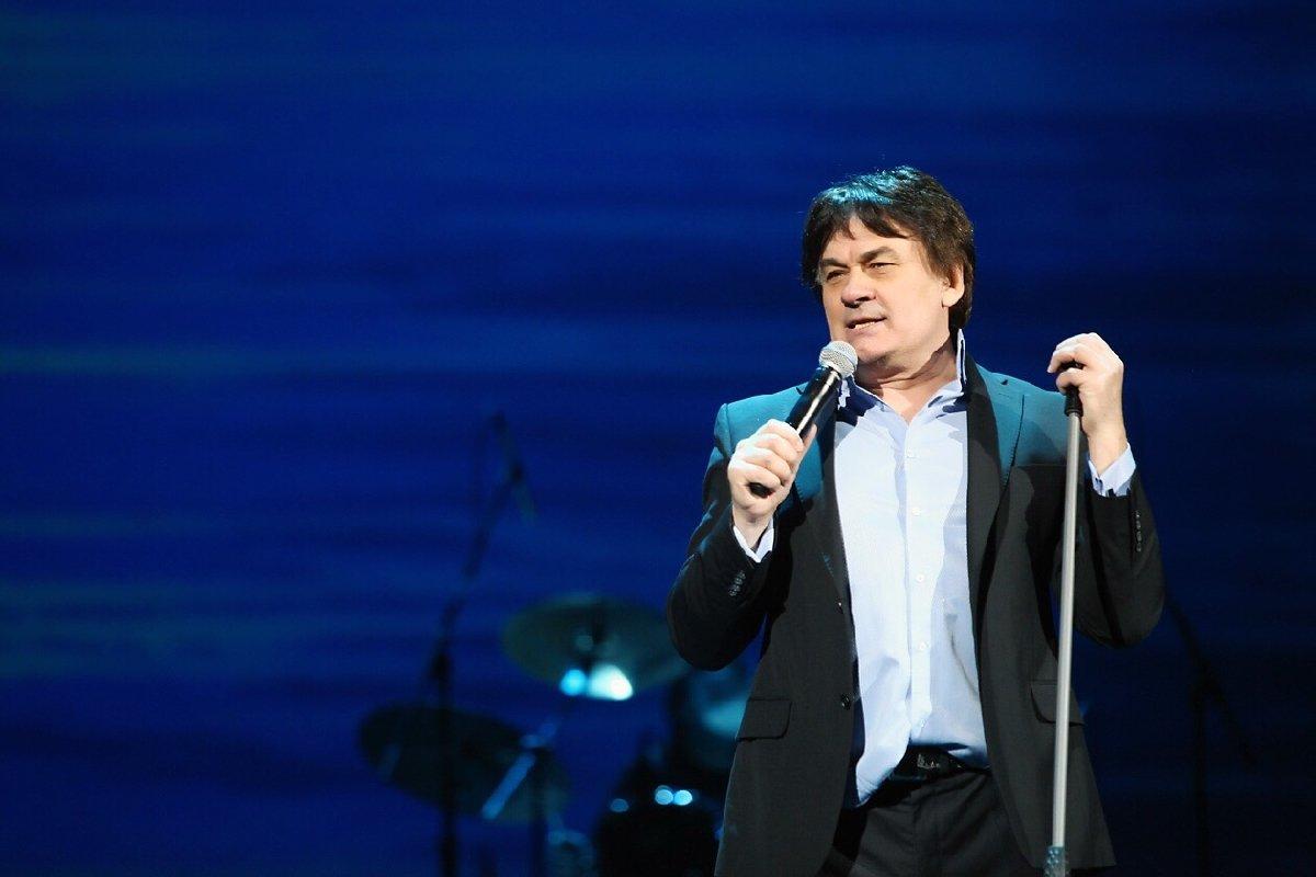 Концерт Александра Серова 2017