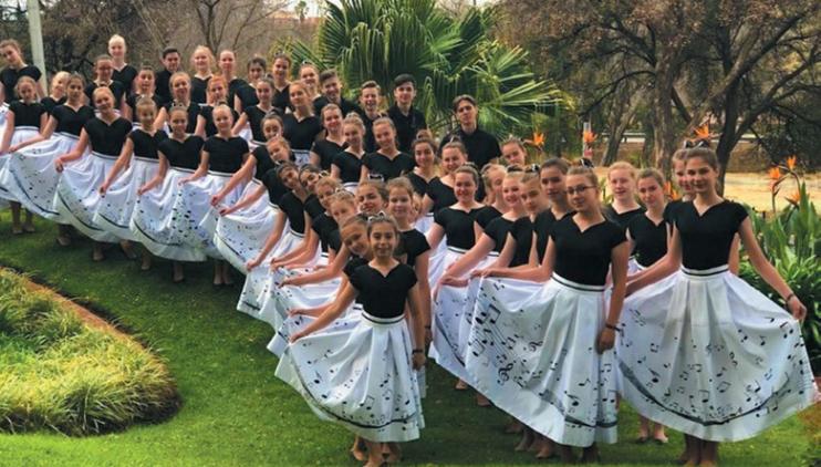 Концерт Детского хора, оркестра исолистов межшкольного эстетического центра 2019