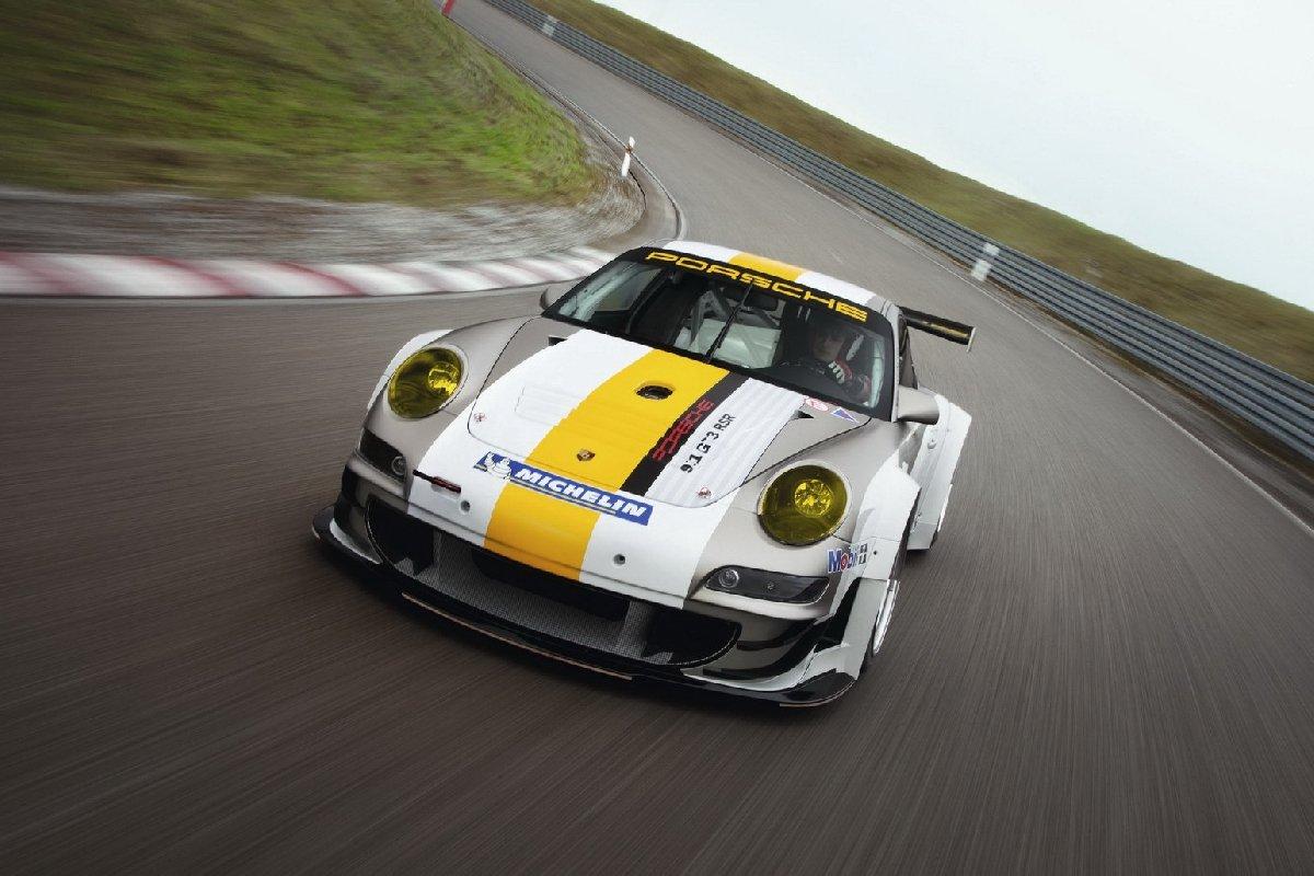 Мастер-класс синструктором наPorsche 911 GT3 2017