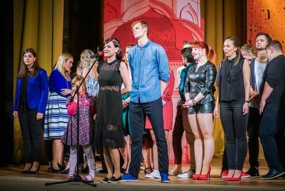 Международный фестиваль команд КВН «КиВиН— 2018»