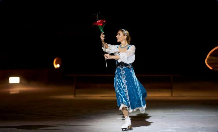 Мюзикл нальду Татьяны Навки «Аленький цветочек» 2020/2021