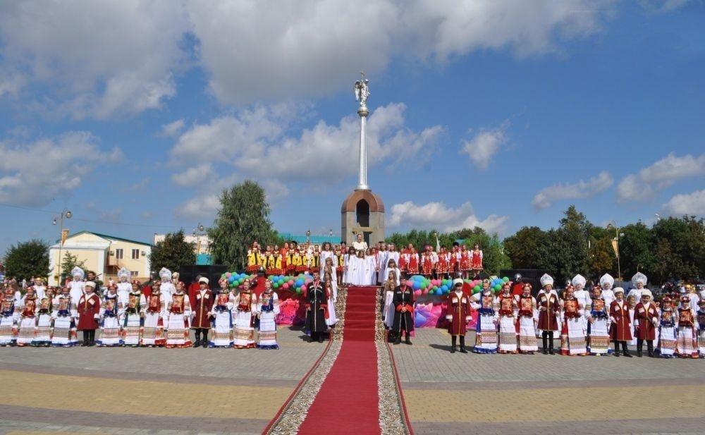 Празднование 80-летия содня образования Краснодарского края 2017