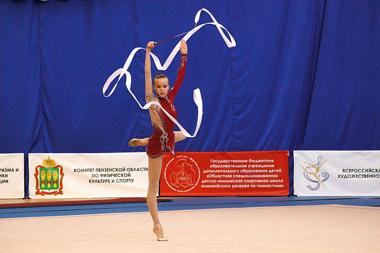 Чемпионат России похудожественной гимнастике 2018