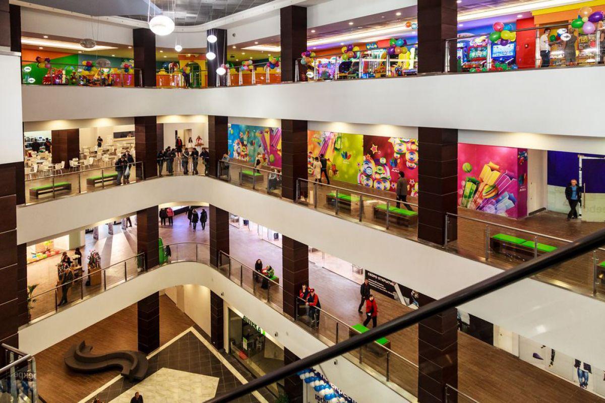 Торгово-развлекательный центр «Горки Город Молл»