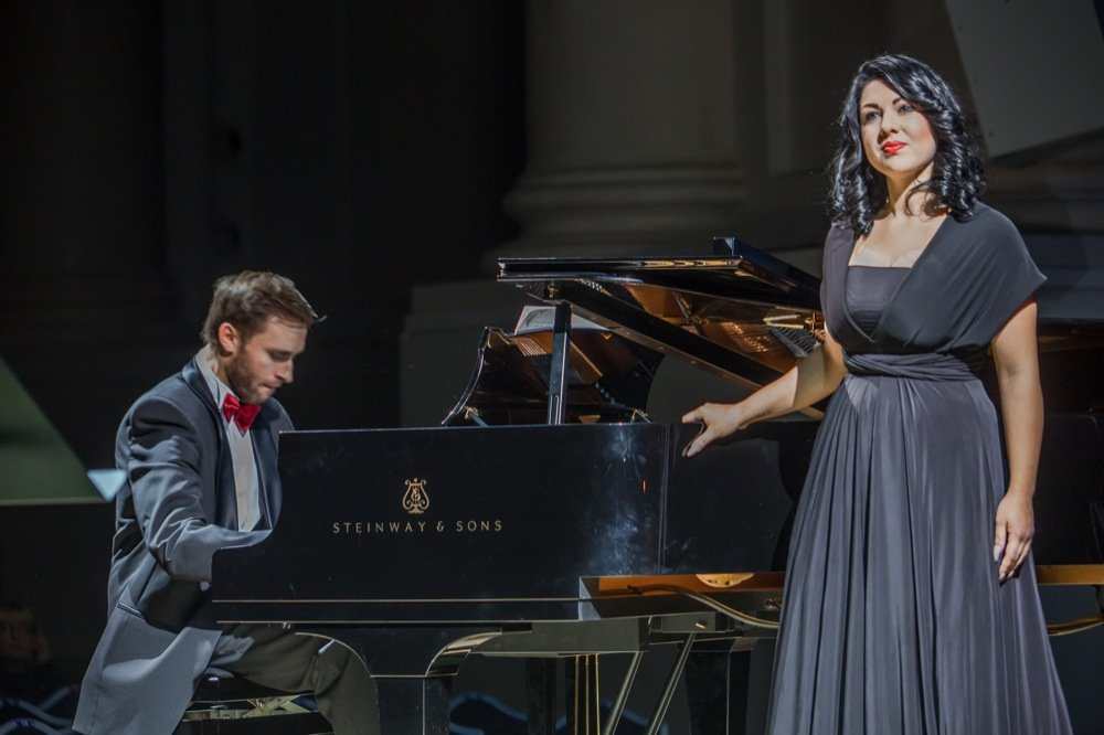 Органный концерт на«Роза Хутор» 2017